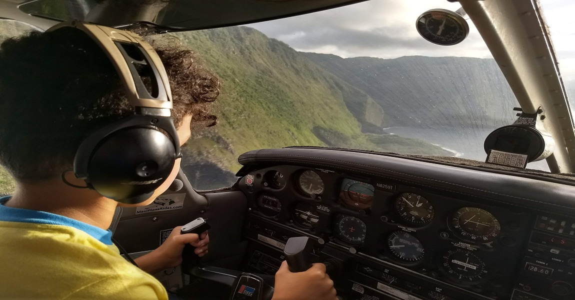Fun & Fully Interactive Real Pilot Experience: You Can Fly: Learn More