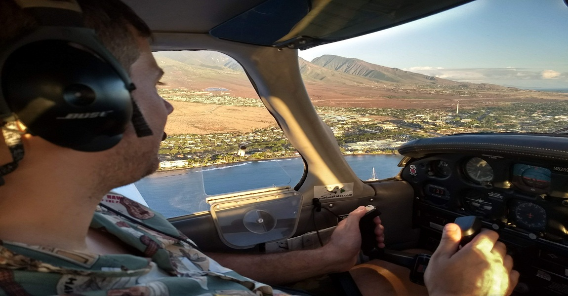 Feel Maui's Natural Beauty & A Higher Perspective : Learn More
